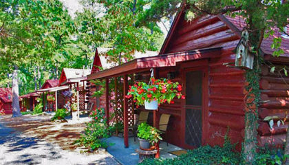 Eureka Springs AR cabins for sale