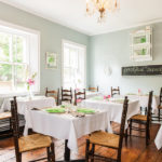 Federal House dining room