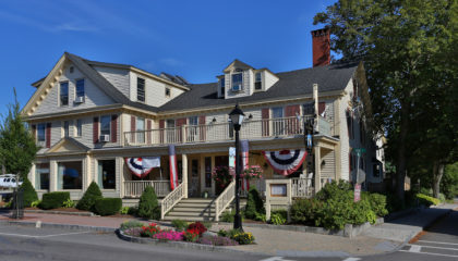 Kennebunk Inn and Restaurant for Sale