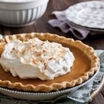 Pumpkin-Pie-with-Coconut-Whipped-Cream-600×600
