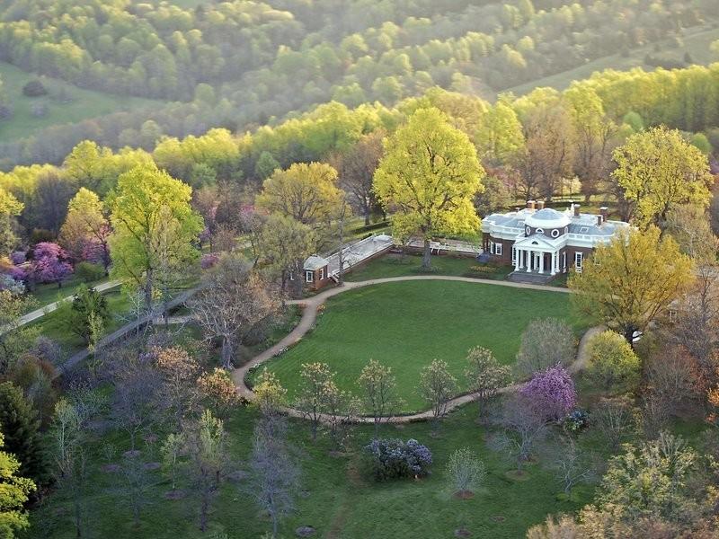 Charlottesville Virginia-Destination Location