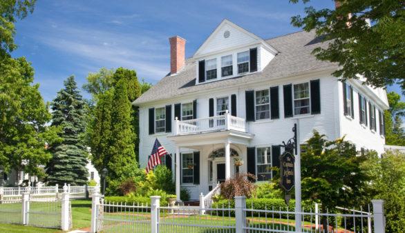 Captain Jefferds Inn, Kennebunkport, Maine