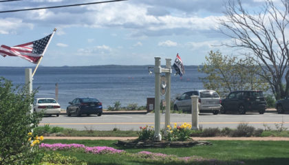 Lincolnville Maine Beachside B&B for Sale