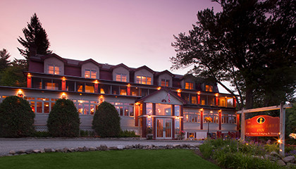 New York Adirondack Inn for sale