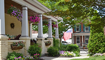 Gettysburg Pennsylvania Bed and Breakfast for sale