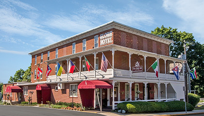 Lehigh Valley PA inn for sale