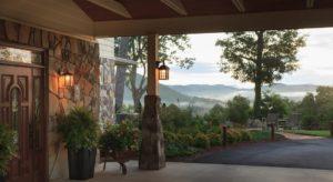 Georgia mountaintop Inn & spa