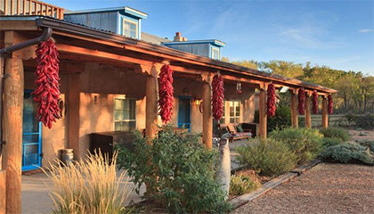 Casa Escondida New Mexico B&B for Sale