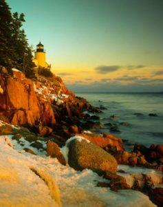 embrace the seasons-Mount Desert Island