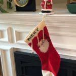 Rick's stocking