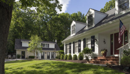 Secluded Mid-Atlantic Country Estate Bed & Breakfast