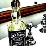 Jack Daniels soap depenser
