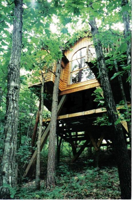 4444 kk.com_Eureka Springs Treehouses for sale - The BB Team
