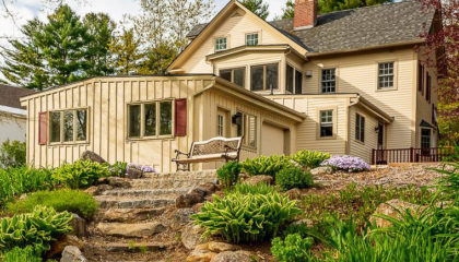 Little River Bed & Breakfast, Peterborough, NH – SOLD!