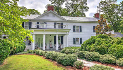 Scottsville VA bed and breakfast for sale