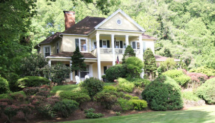 Western NC country inn for sale
