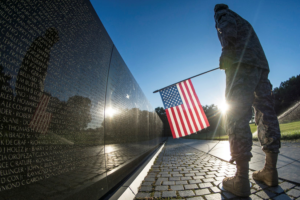 time to honor our veterans