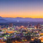 Asheville-skyline-dusk