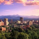Asheville NC-Great Place to Live and Work