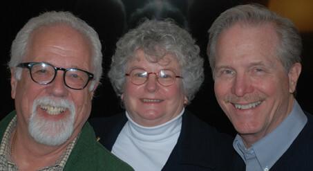 Rick, Jan, and Peter