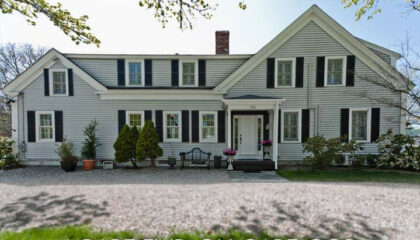 Cape Cod's Platinum Pebble Boutique Inn………………..Bought!