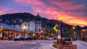 Manitou Springs Colorado