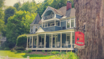 The Cornell Inn-Berkshire B&B for Sale