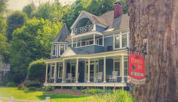 The Cornell Inn-Berkshire B&B for Sale