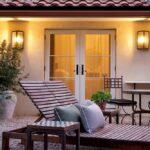 Villa patio 2
