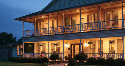 Premier Oklahoma Bed and Breakfast