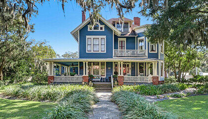Amelia Island Florida bed and breakfast for sale