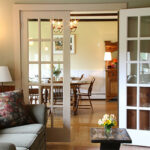 Living-and-Dining-room-at-Stowe-VT-B&B