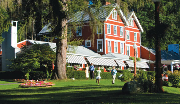 Finger Lakes Inn and Event Business for Sale