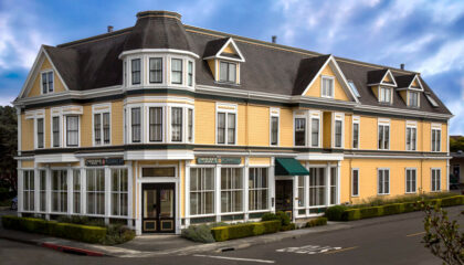 Eureka California Boutique Hotel for Sale