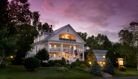 Destination Vermont Country Inn for Sale