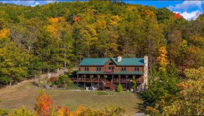 Potomac Highlands West Virginia Inn for Sale